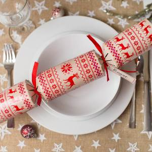segnaposto christmas crackers