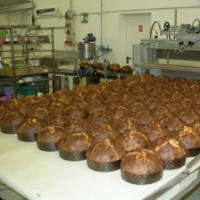 panettone industriale